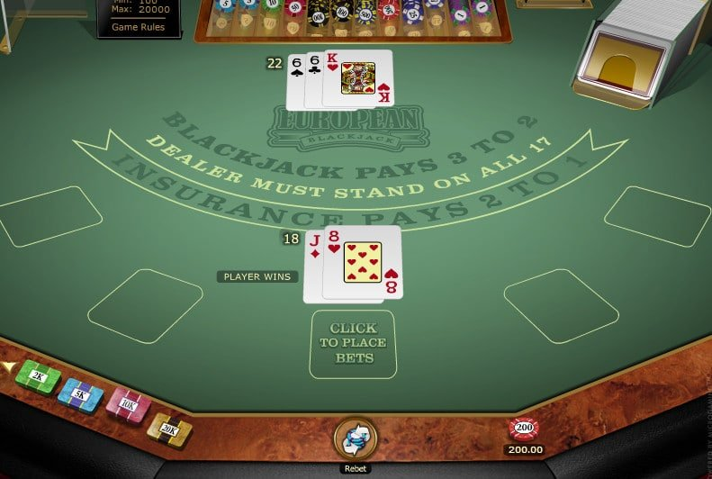 blackjack tips and tricks