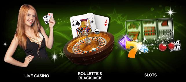 888 Casino UK Games