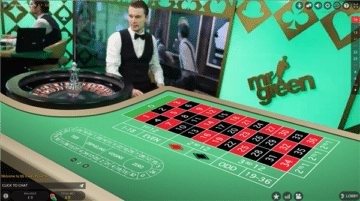 Mr Green Live Casino