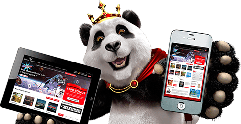 Royal Panda Casino Mobile Apps