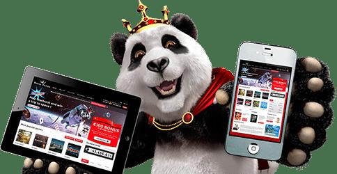Royal Panda Casino Mobile Apps
