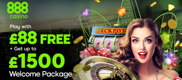 888casino welcome bonus