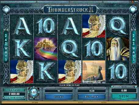 Slot machines strategy