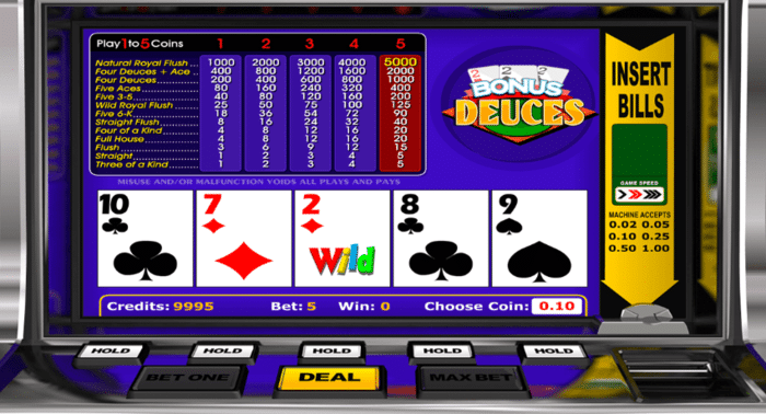 betsoft-video-poker