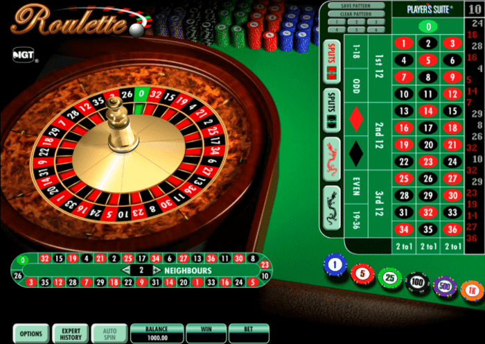 IGT Roulette