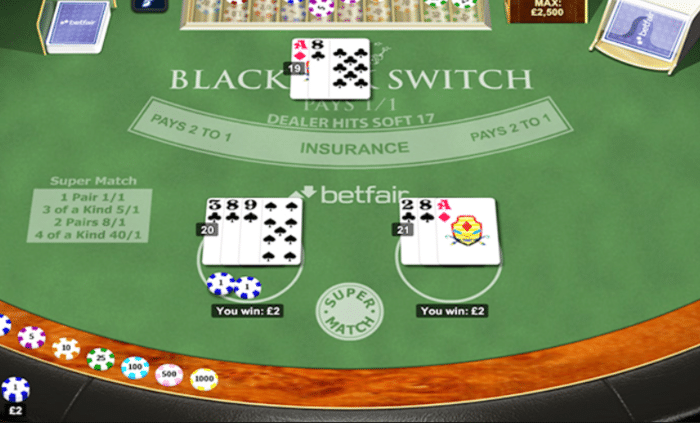 Playtech Blackjack