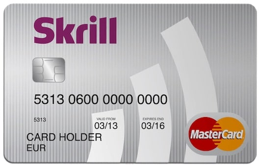 Skrill & Mastercard