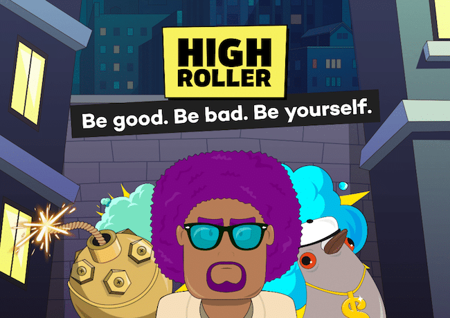 Highroller Casino Slogan