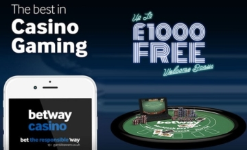 Betway Casino Mobile & Apps