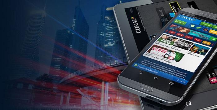 Coral Casino Mobile App