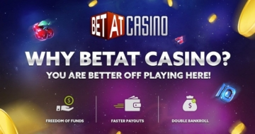 BETAT Casino Payment Method Benefits