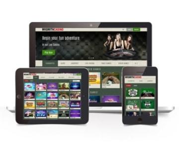 Mr Smith Casino Mobile Apps
