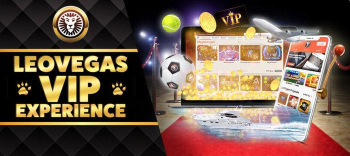 LeoVegas VIP Program