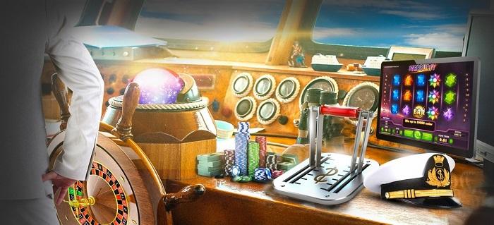 Casino Cruise Online Casino Games
