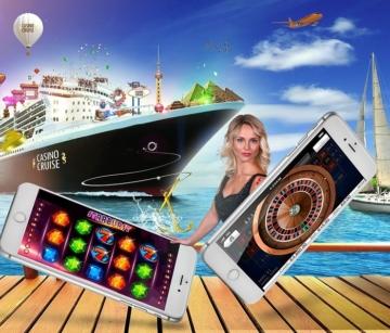 Casino Cruise Mobile Games