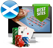 Best Scottish Online Casino Sites