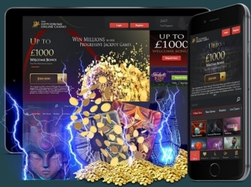 The Hippodrome Online Casino Mobile & Apps