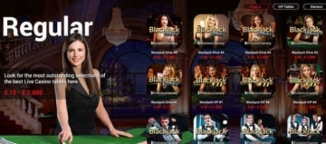 Live Casino at 22bet