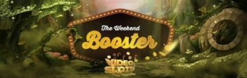 videoslots casino weekend booster