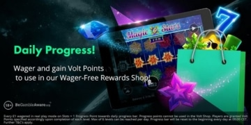 Volt Casino Loyalty Points