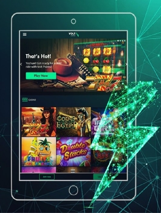 Volt Casino Mobile Friendly
