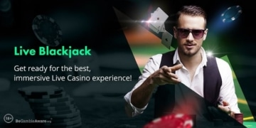 Volt Live Casino - Blackjack