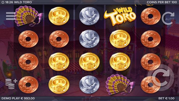 Wild Toro Slot by Elk Studios