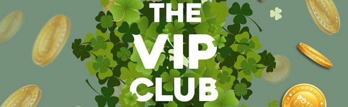 Irish VIP Club Loyalty Program
