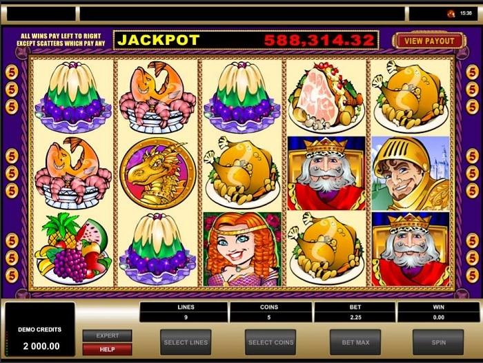 King Cashalot Slot Screenshot