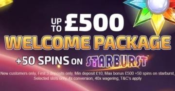 Welcome Bonus at Monster Casino