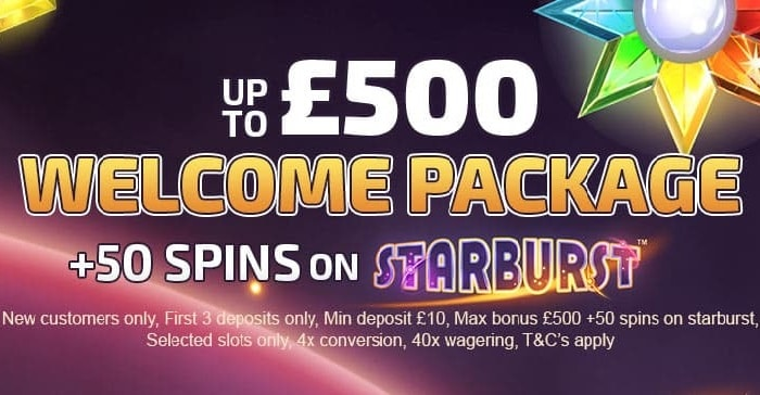 Welcome Bonus at Monster Casino
