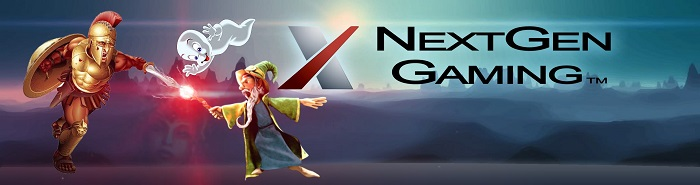 nextgen gaming logo games