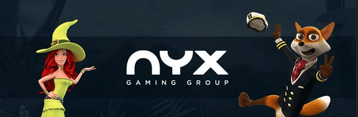 NYX Gaming Group Casino Games