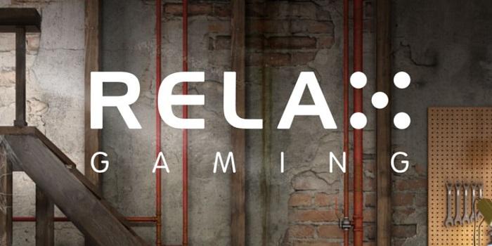 Relax Gaming Logo Online Casinos