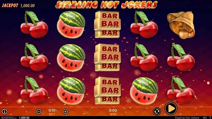 Sizzling Hot Jokers Slot