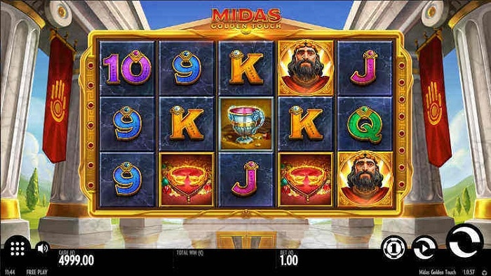Slots at Thunderkick