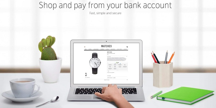 Trustly Online Casino Screenshot