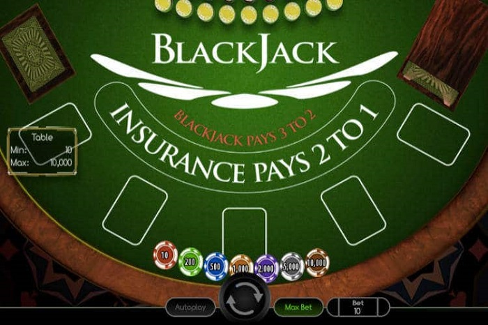 Wazdan Blackjack