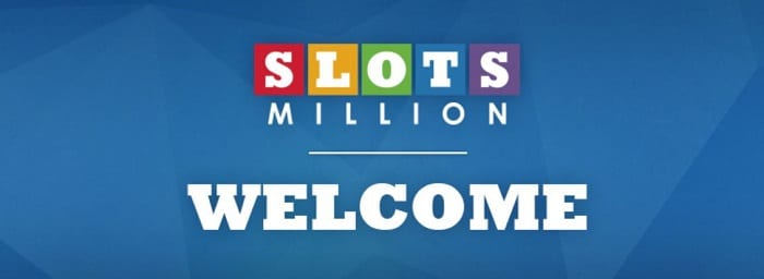 Welcome to Slots Million Casino