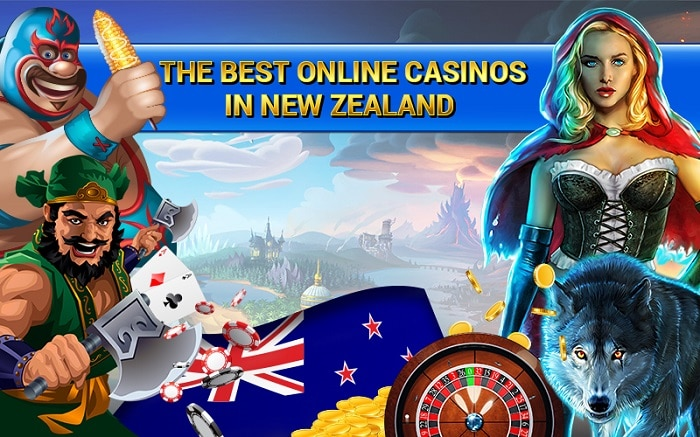 Online Casino Games in New Zealand (NZ)