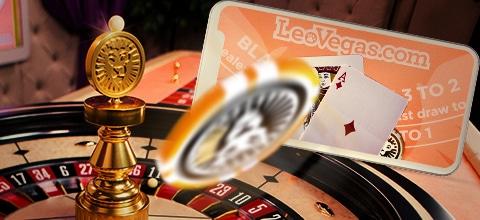 Live Roulette Bonus LeoVegas Casino
