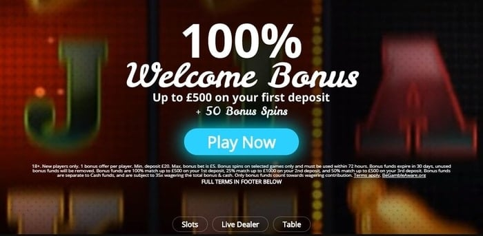 casimba welcome bonus offer for new customers