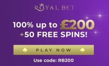 royalbet wecome bonus for new customers