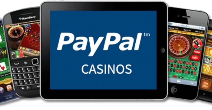 paypal casinos in the UK