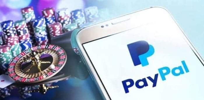 paypal betting at a casino