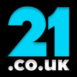 21 co uk logo