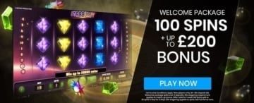 mr play casino welcome bonus package