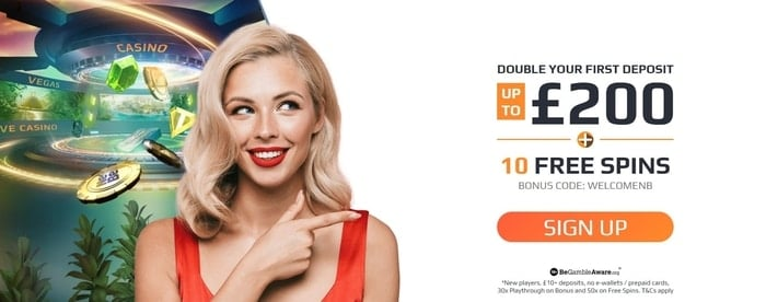 netbet casino welcome offer for new uk customers