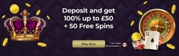 royalbet casino welcome offer for new uk players