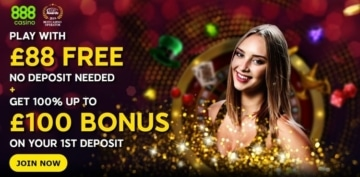 888 casino welcome bonus offer for new players